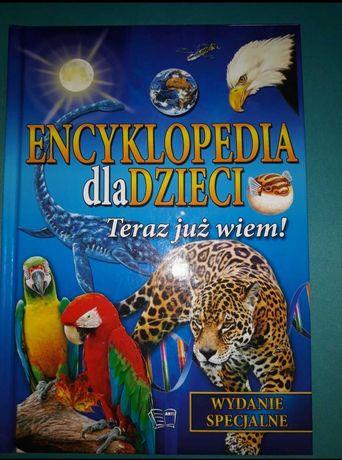 Super wydanie encyklopedii dla dzieci.