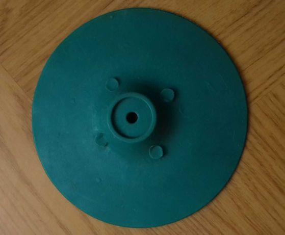 Podkładka pod dysk fibrowy nieżebrowana fi 136mm, nieużywana