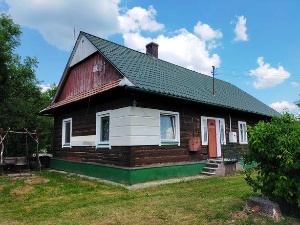 Sprzedam dom drewniany