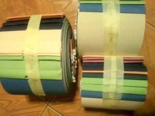 komplet 3 szt. roleta pionowa kolor tęczy