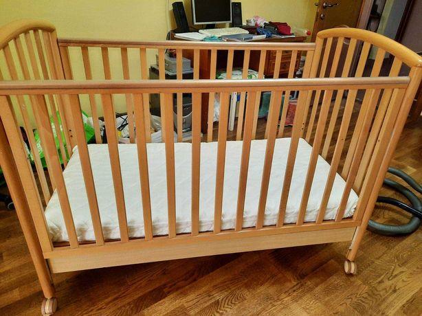 Продається дитяче ліжечко куплене  в Італії