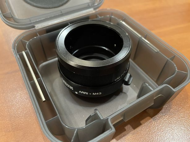 Адаптер Metabones Arriflex Lens to Micro 4/3 Adpter (MB_Arri-m43-BM1)