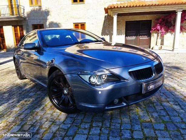 BMW 630 CiA