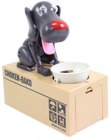 Интерактивная копилка my dog piggy bank Копилка робот Детская копилка