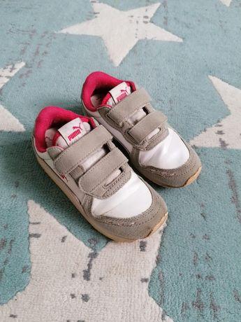 Buty  dziecięce Puma r. 27