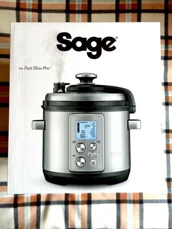Multicooker Sage Garnek do powolnego gotowania, do gotowania na parze