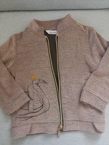 Bluza na zamek Coccodrillo r. 92