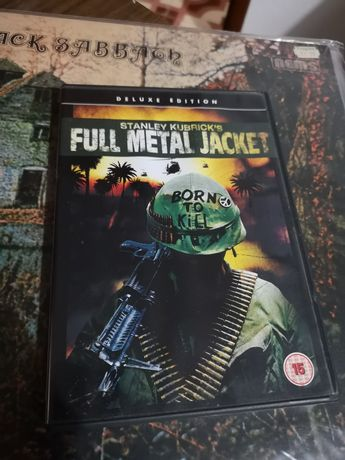Full Metal Jacket - Stanley Kubrick DVD (Reino Unido) Deluxe Edition