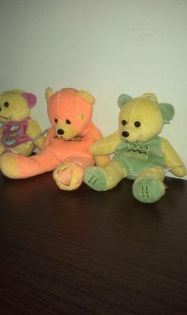 Нові яскраві ведмедики Теді для моторики рук. Три 90.