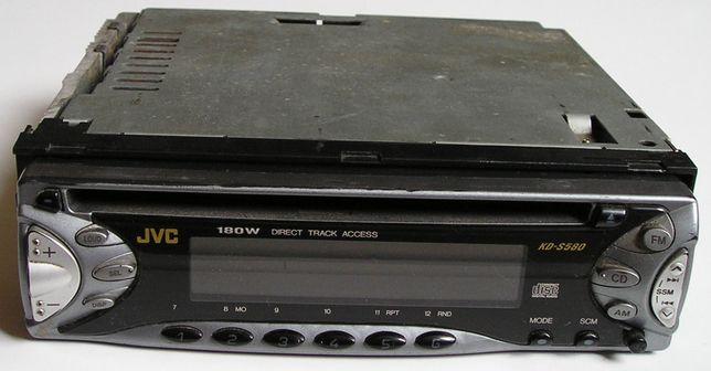 Автомагнитола CD JVC KD-S580