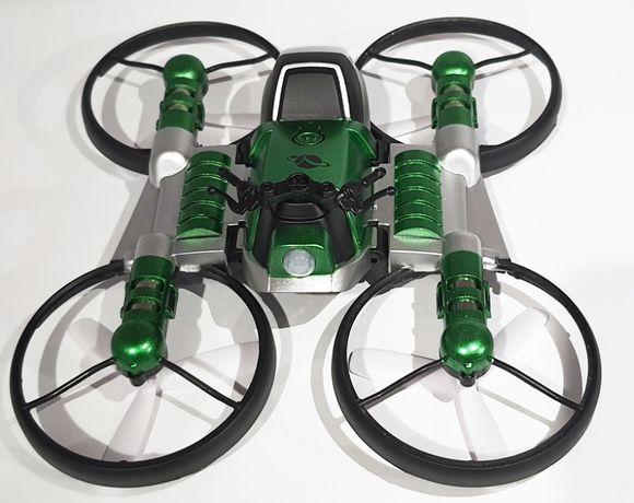 Dron zmieniający się w motocykl Leap