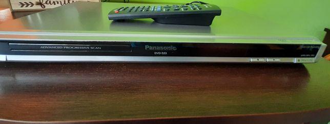 Panasonic S-33 DVD/CD