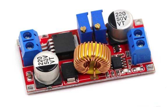 Регулятор напряжения и тока . Питание LED. Зарядка. XL4015