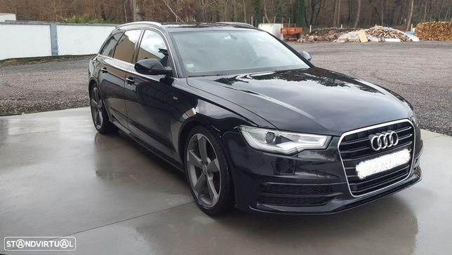 Audi A6 Avant 3.0 TDi V6 Business Line S-line