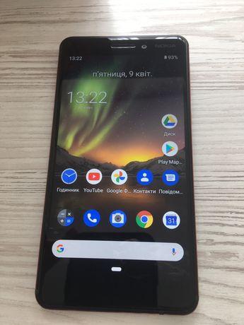 Nokia 6,1 смартфон