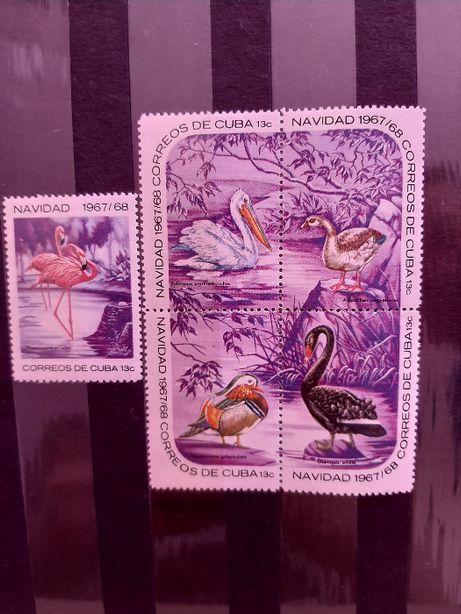 Znaczki pocztowe - zestaw 216