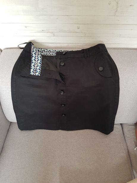 Vero moda spodnica czarna