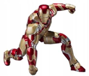 FIGURKA RUCHOMA avengers iron man 16cm box