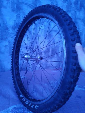 Колесо для велосипеда фет байк