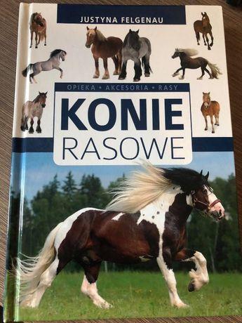 Książka o koniach