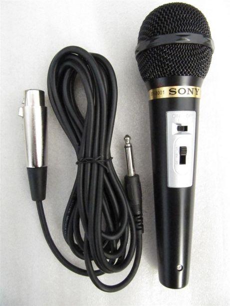 Микрофон динамический Sony DM-8001переключатель чувствительности,новый