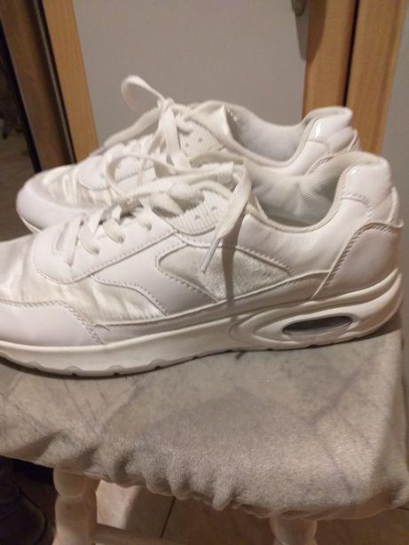 Buty sportowe białe adidasy halówki 42 jak air max