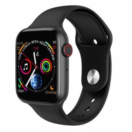 PROMOCJA! Zegarek SmartWatch Series 4 POŁĄCZENIA EKG do iPhone Androi