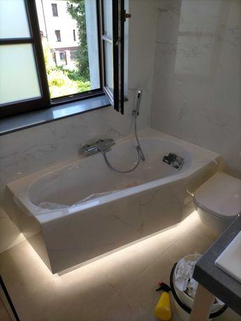 Kompleksowe wykończenia wnętrz, remonty, łazienki, gładzie,malowanie.