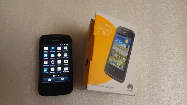 Телефон смартфон Huawei U8655-1