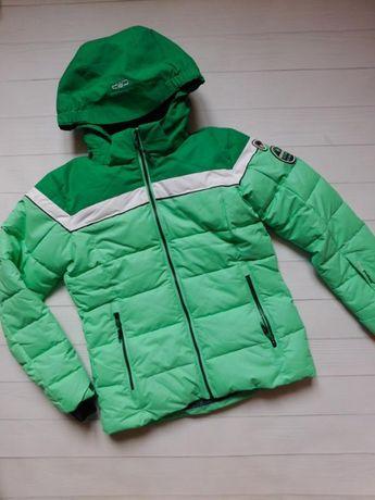 Новая горнолыжная термо-куртка СМР на девочку рост 152 см