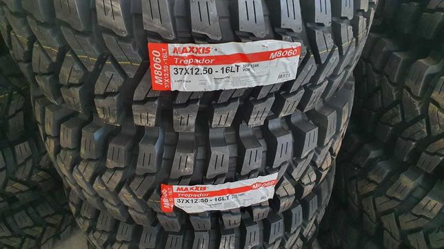 Maxxis Trepador Competition 37X12.5R16