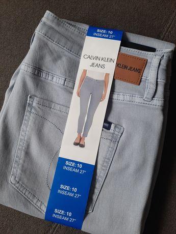 Spodnie damskie Calvin Klein rozm 40
