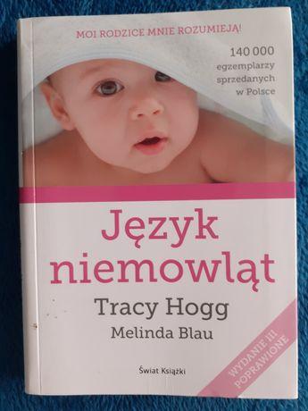 Książka - Język niemowląt Tracy Hogg