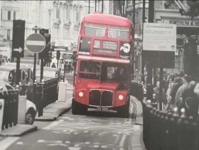 Obraz ikea autobus