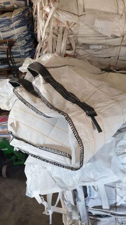 Używane Worki Big Bag Duże Ilości 80/110/140 cm Szybka Dostawa