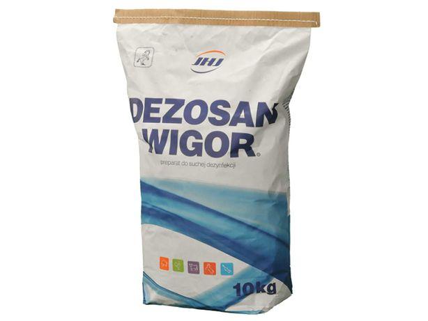 Dezosan Wigor - sucha dezynfekcja pomieszczeń worek 10 kg