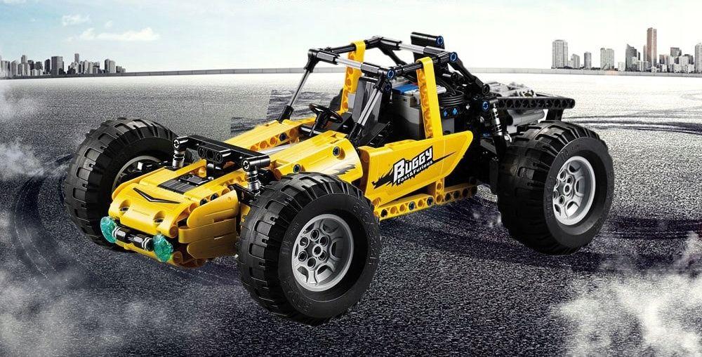 Samochód Buggy RC klocki CADA - zdalnie sterowany Radom - image 1