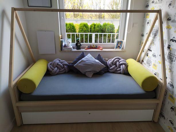 Łóżko kanapa z tipi Vox spot young