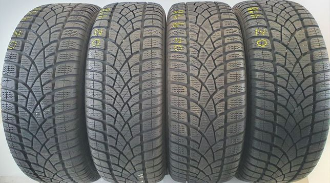 4x 215/60/16 Dunlop Sp Winter Sport 3D 99H OZ418
