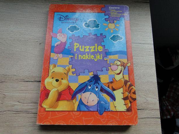 Puzzle dla dzieci - ukladanka w książeczce