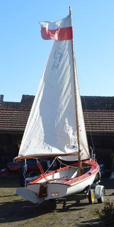 Jacht żaglowy/żaglówka FLYING JUNIOR