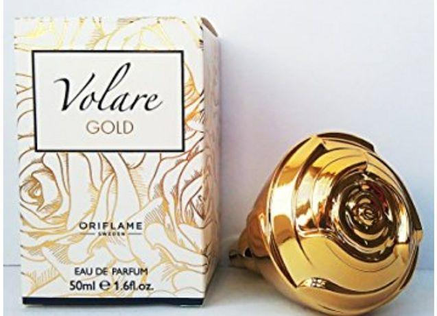 Nowa woda perfumowana Volare Gold Oriflame
