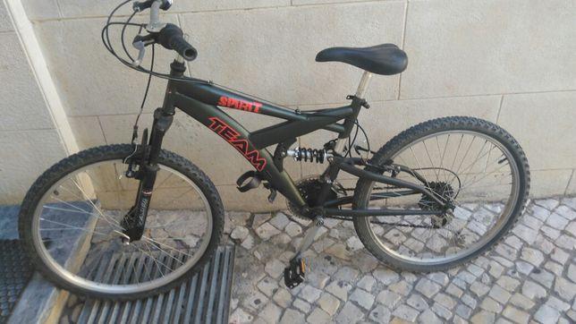 bicicleta team spirit