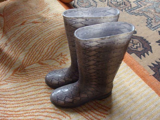 lemigo rozm. 39 buty kalosze damskie wysyłka wys. 35 cm
