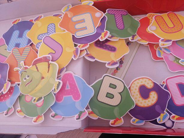 Nauka angielskiego dla dzieci 4+