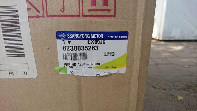 Nowa wiązka silnika do SSANGYONG TIVOLI 1,6 E-XDI