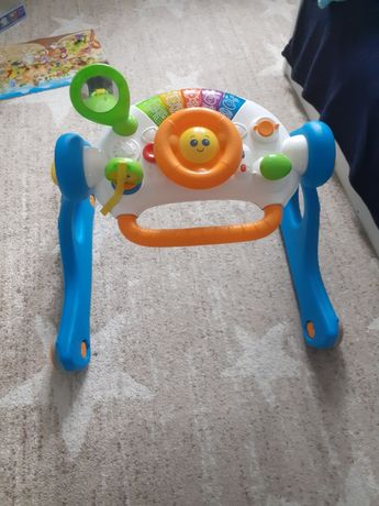 Pchacz, jeździk zabawka grająca Smily Play