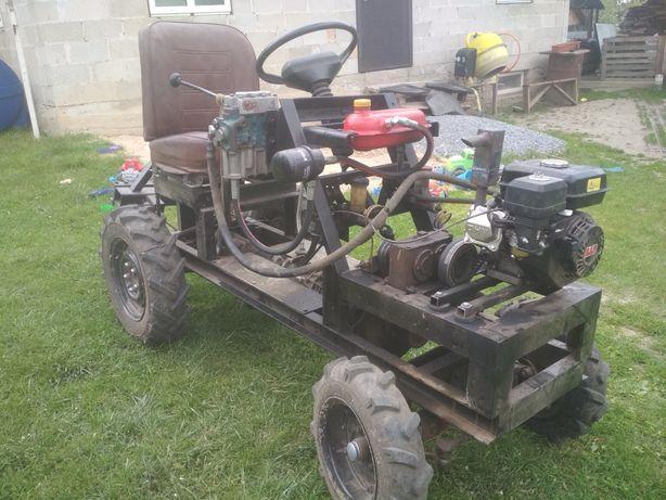 Продам саморобний міні-трактор