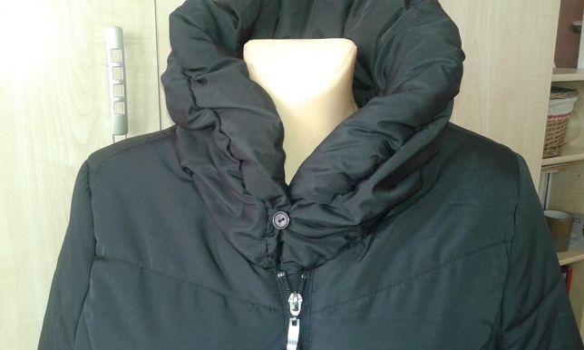 Nowa czarna kurtka damska Esmara 40 Kurtka na zimę, stójka HIT satysfa