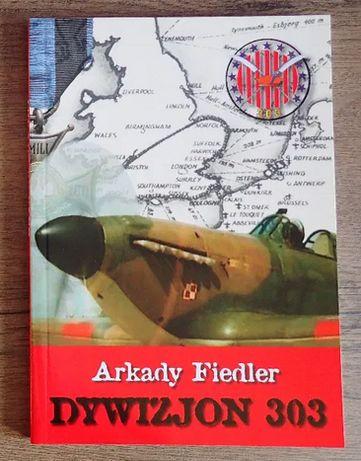Arkady Fiedler - Dywizjon 303 (Nowa książka)